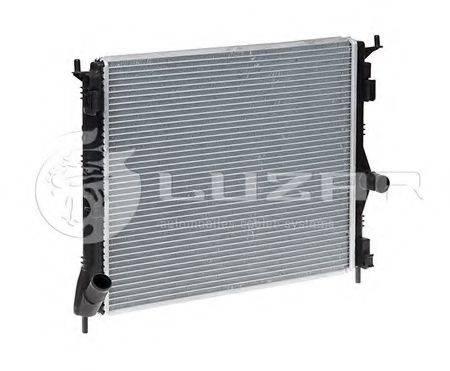Радиатор, охлаждение двигателя LUZAR LRc 0938