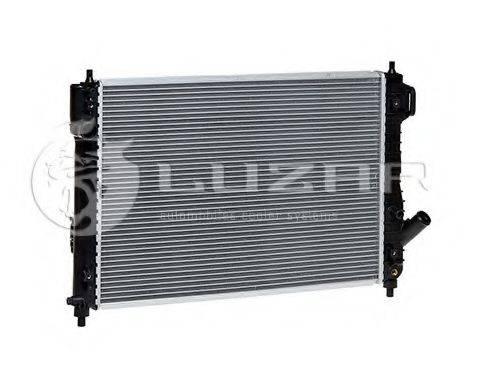 Радиатор, охлаждение двигателя LUZAR LRc 0581