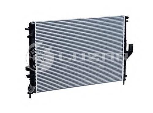 Радиатор, охлаждение двигателя LUZAR LRc 09198