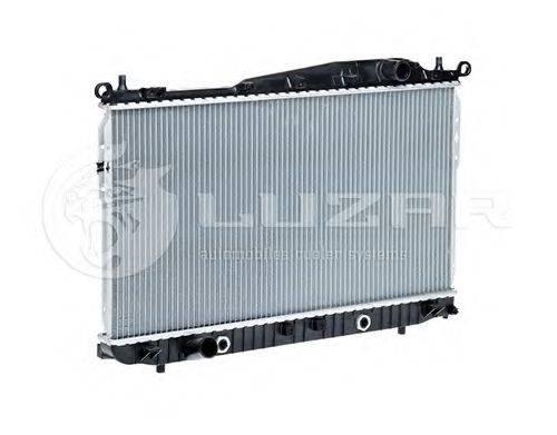 Радиатор, охлаждение двигателя LUZAR LRc 05177