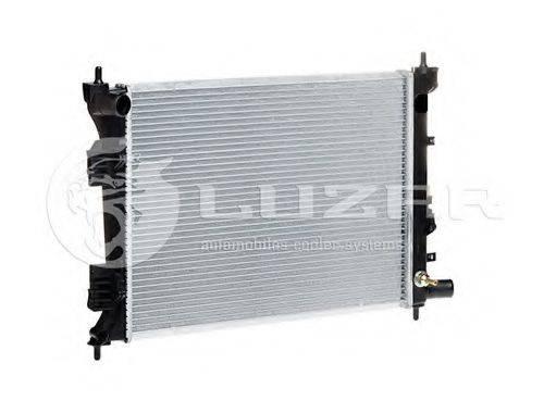 Радиатор, охлаждение двигателя LUZAR LRc 08L4