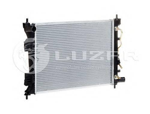 Радиатор, охлаждение двигателя LUZAR LRc 081L4