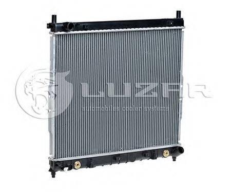Радиатор, охлаждение двигателя LUZAR LRc 1731