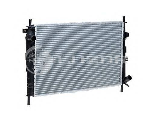 Радиатор, охлаждение двигателя LUZAR LRc 1070