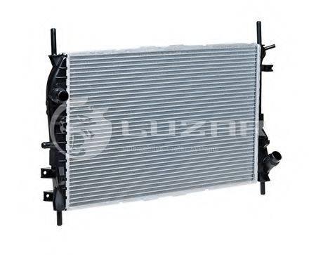 Радиатор, охлаждение двигателя LUZAR LRc 1063