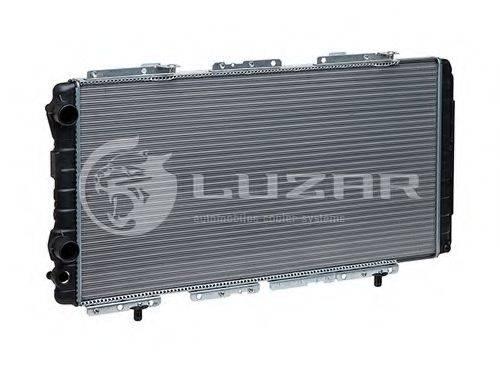 Радиатор, охлаждение двигателя LUZAR LRc 1650
