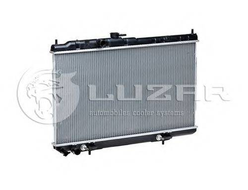 Радиатор, охлаждение двигателя LUZAR LRc 141FE