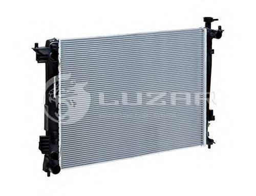 Радиатор, охлаждение двигателя LUZAR LRc 08Y5