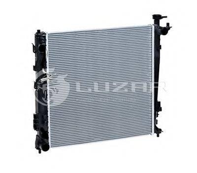 Радиатор, охлаждение двигателя LUZAR LRc 08Y0