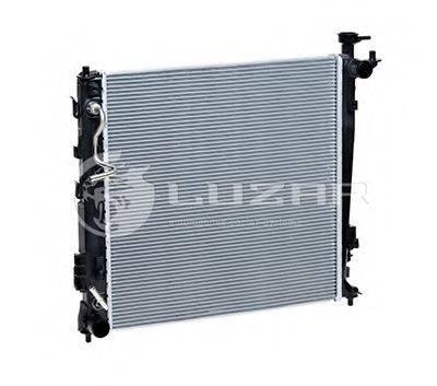 Радиатор, охлаждение двигателя LUZAR LRc 081Y0