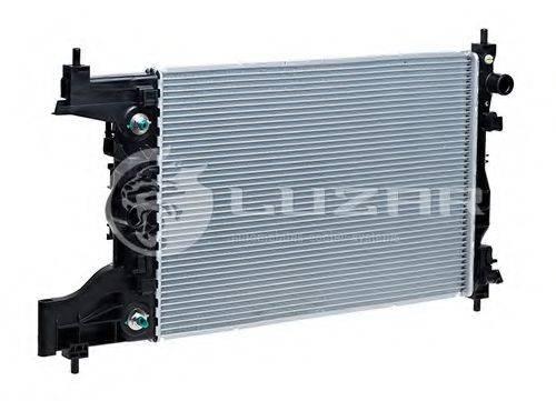 Радиатор, охлаждение двигателя LUZAR LRc 05153