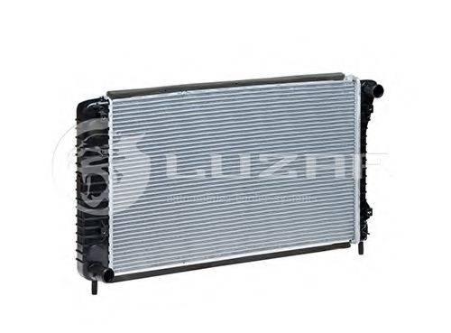 Радиатор, охлаждение двигателя LUZAR LRc 0543