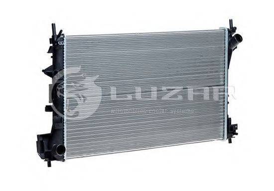 Радиатор, охлаждение двигателя LUZAR LRc 2144