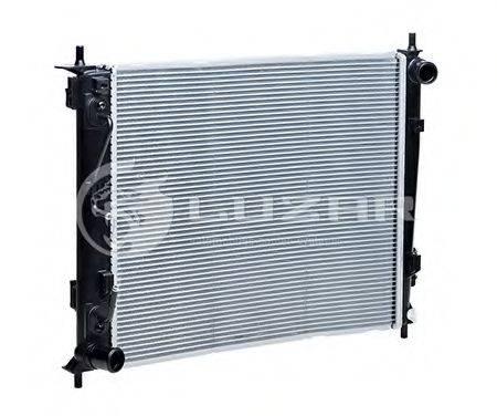 Радиатор, охлаждение двигателя LUZAR LRc 081K2