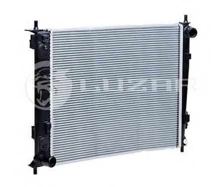 Радиатор, охлаждение двигателя LUZAR LRc 08K2