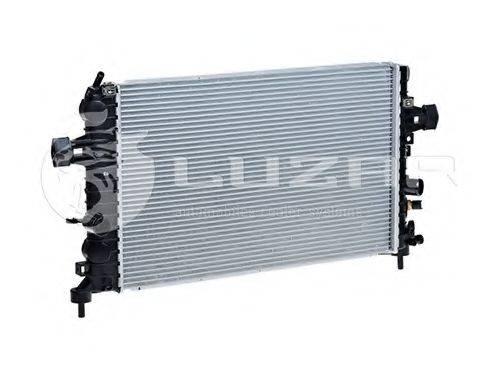 Радиатор, охлаждение двигателя LUZAR LRc 2166