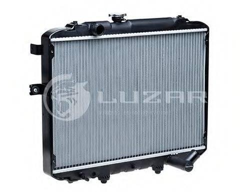 Радиатор, охлаждение двигателя LUZAR LRc 08B4