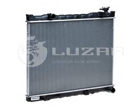 Радиатор, охлаждение двигателя LUZAR LRc 08E1