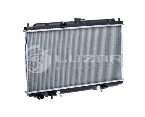Радиатор, охлаждение двигателя LUZAR LRc 141BM
