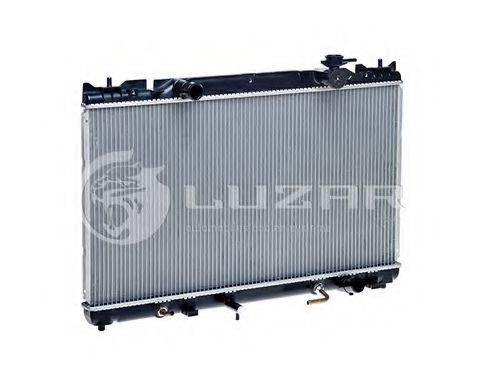 Радиатор, охлаждение двигателя LUZAR LRc 19180