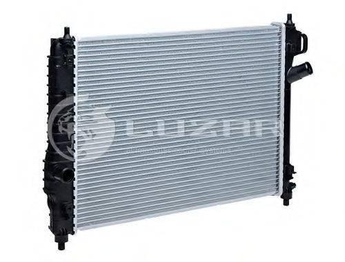 Радиатор, охлаждение двигателя LUZAR LRc 0587
