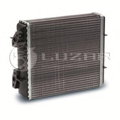 Теплообменник, отопление салона LUZAR LRh 0106