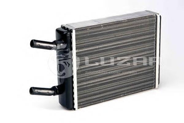 Теплообменник, отопление салона LUZAR LRh 0310
