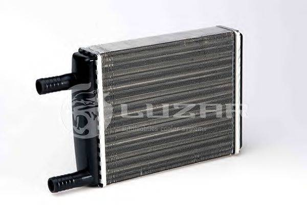Теплообменник, отопление салона LUZAR LRh 0306