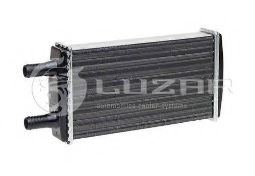 Теплообменник, отопление салона LUZAR LRh 03027