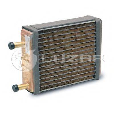 Теплообменник, отопление салона LUZAR LRh 0302c