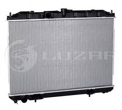 Радиатор, охлаждение двигателя LUZAR LRc 14H8