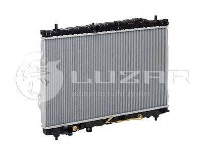 Радиатор, охлаждение двигателя LUZAR LRc 081A3