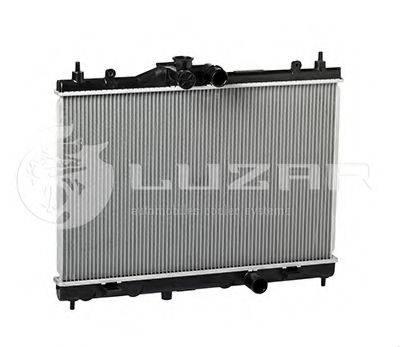 Радиатор, охлаждение двигателя LUZAR LRc 14EL