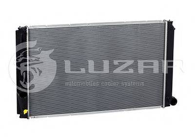 Радиатор, охлаждение двигателя LUZAR LRc 19160
