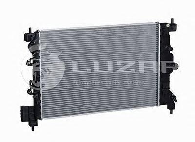 Радиатор, охлаждение двигателя LUZAR LRc 0595