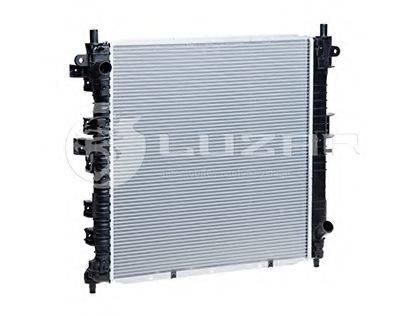 Радиатор, охлаждение двигателя LUZAR LRc 1750