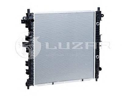 Радиатор, охлаждение двигателя LUZAR LRc 17130