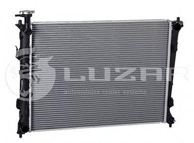 Радиатор, охлаждение двигателя LUZAR LRc 08M1