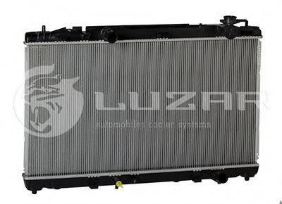 Радиатор, охлаждение двигателя LUZAR LRc 1918
