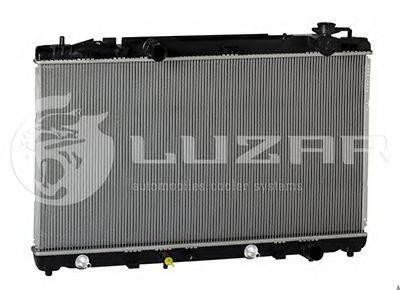 Радиатор, охлаждение двигателя LUZAR LRc 19118