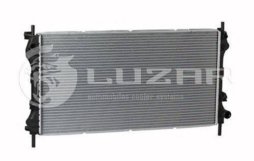 Радиатор, охлаждение двигателя LUZAR LRc 10JE