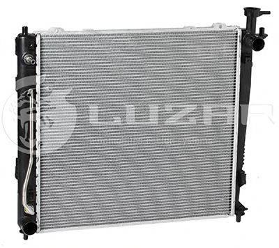Радиатор, охлаждение двигателя LUZAR LRc 081P3