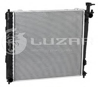 Радиатор, охлаждение двигателя LUZAR LRc 08P1
