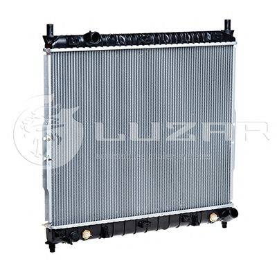 Радиатор, охлаждение двигателя LUZAR LRc 1725