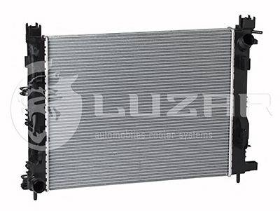 Радиатор, охлаждение двигателя LUZAR LRc 0978