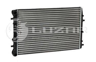 Радиатор, охлаждение двигателя LUZAR LRc 18QR