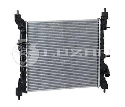Радиатор, охлаждение двигателя LUZAR LRc 05141