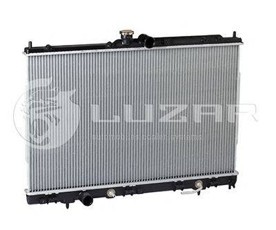Радиатор, охлаждение двигателя LUZAR LRc 11135
