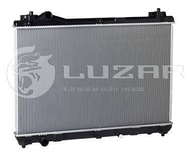 Радиатор, охлаждение двигателя LUZAR LRc 2465