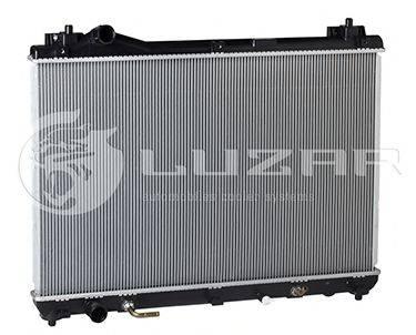 Радиатор, охлаждение двигателя LUZAR LRc 24165